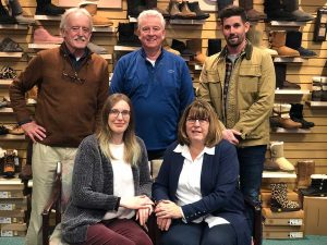 St. Pierre's Shoes - Retailer of the Year
